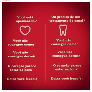 Amor ou canal?