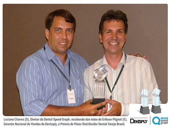 Prêmio - Dental Speed Graph