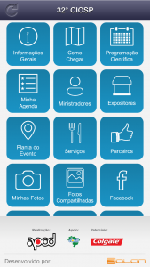 Aplicativo CIOSP 2014