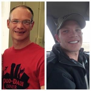 O antes e o depois do Brian