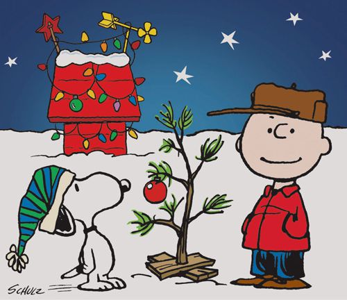 Natal do Snoopy