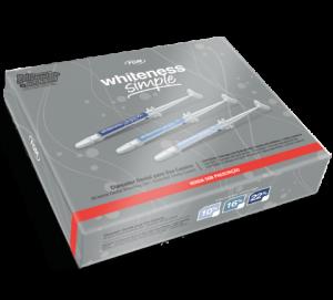Clareador para uso em casa - Whiteness Simple