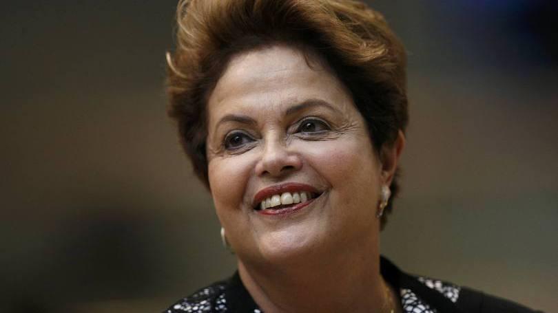 Dilma com dor de dente