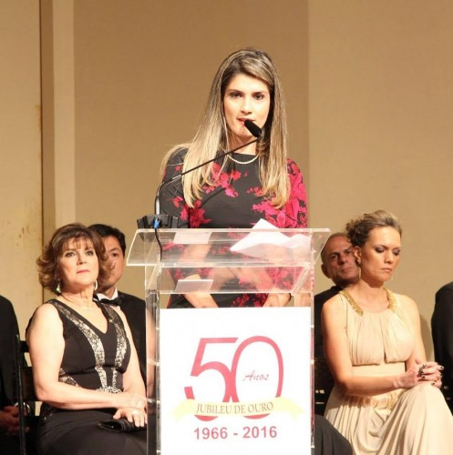 Coordenadora-Geral de Saúde Bucal do Ministério da Saúde, Patrícia Ferraz