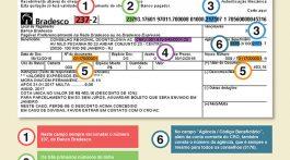 Itens que devem ser verificados no boleto do CRO