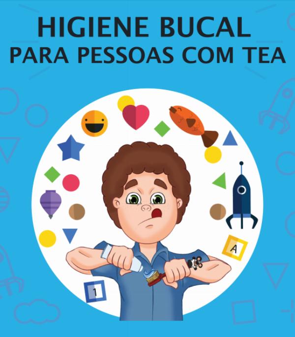 Cartilha - Higiene Bucal Para Pessoas com TEA